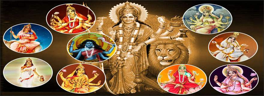 Avatars of Goddess Durga