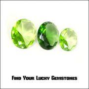 Find Your Lucky Gemstones