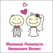 Marriage Prospects Report